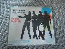 Cliff Richard & The Shadows Singing The Blues RARE CD Single