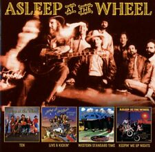 Asleep At The Wheel - Ten/Live & Kickin'/Western Standard Time/Keepin' Me Up NEW