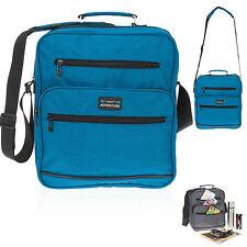 Flugumhänger Spear Colors Arbeitstasche Reisetasche Umhängetasche Bag 1793 Blau