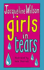 Girls In Tears, Wilson, Jacqueline, New Book