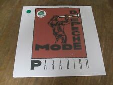 DEPECHE MODE RARE 2 LP COULUERS PARADISO 200 EX. NUMEROTE NEUF/SCELLE