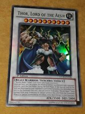 Thor, Lord Of The Aesir STOR-EN038 Ultra Rare Yugioh Card 1ST EDITION PLAYED