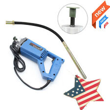 Hand Held Concrete Vibrator Power Tool w/ 3.9Ft Shaft to Remove Air Bubbles NEW