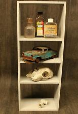Vintage Wooden  Wallhanging Display Rack Shelf
