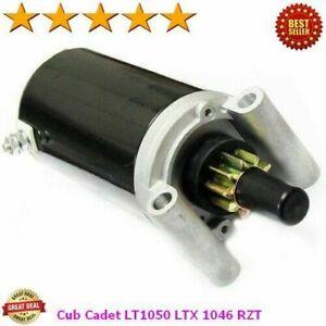 Starter Motor Lawn Mower Kohler Courage Engine SV730 SV735 SV740 SV810 22-26 Hp