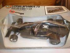 Burago Bburago 1/14 scale Lotus MK4 1979 JPS JOHN PLAYER SPECIAL MARIO ANDRETTI