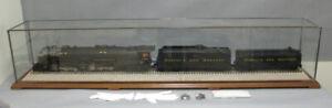 Fine Art Models 1:32 BRASS N&W Class A 2-6-6-4 Steam Loco & Tender #1241 EX