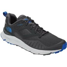 The North Face Men's Rovereto Trail Running Shoes. Grey/Blue. Choose Size