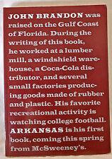 Arkansas / Advanced Reader's Copy