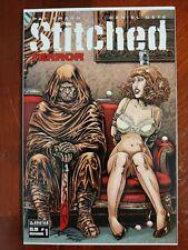 Avatar Comics Stitched #1 Terror Wraparound Comic Book