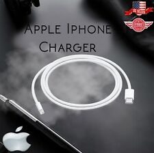100% Genuine Original Apple iPhone XS Max Lightning to USB Cable Charger (1m)