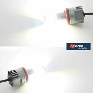 90W LED UPGRADE BMW 7 SERIES F01/F02 ANGEL EYE HALO RINGS LIGHT MARKER BULBS KIT