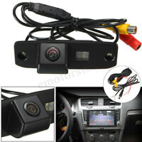 12V CCD Reversing Rear View Backup Parking Camera For Kia Sorento Opirus