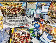 Warhammer 40k 2nd edition + DARK MILLENNIUM Part on Sprue + EXTRAS [ENG, 1993]