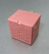 95-Renault (00-15) Multi Use 4-Pin Pink Relay 8200308271 40A G. Cartier 20240041