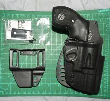 "Uncle Mike's 5436-1 RH Tactical Kydex Belt & Paddle Holster S&W 2"" J Frame Ruger"