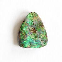 Boulder opal 5.56ct 14.6 x 12mm  Australian opal natural solid loose stone