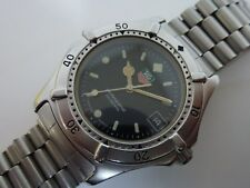 TAG Heuer Professional 200m Diver Quartz Men's Watch Ref:962.006-2