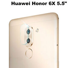 """Pellicola PET protezione fotocamera lente camera posteriore Huawei Honor 6X 5.5"""""""