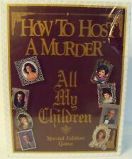 How to Host a Murder All My Children Special Edition Game