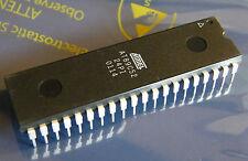 At89c52-24pi 8-bit semi with 8k octets Flash, Atmel