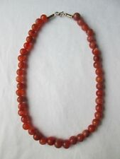 Agate Necklace Vintage Fine Jewellery (Unknown Period)