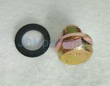BMW M12x1.50 Single Oversize Oil Drain Plug w/ Gasket 090-174