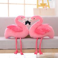 Big Plush Flamingo Toy Doll Giant Large Stuffed Animals Soft Doll kids Gift Xmas