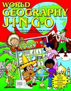 World Geography Jingo from Gary Grimm & Associates