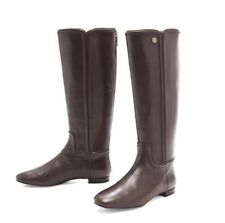 517dbbdad29f76 Tory Burch Size 6 Coconut Brown Irene Equestrian Riding Boots
