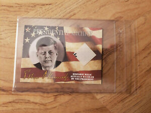 2020 A Word  From the President. John F Kennedy JFK Relic. Presidential Archive