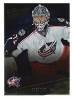 2013-14 Panini Prime Hockey #27 Sergei Bobrovsky /299 Columbus Blue Jackets