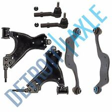 (2) Front Lower Control Arms w/Ball Joint and Rear Upper Rearward Control Arms