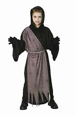 "Boys "" GRIM REAPER "" Death Halloween Costume Forum Size L 11-14 Child NEW"