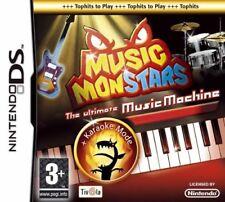Music Monstars Nintendo DS Atari