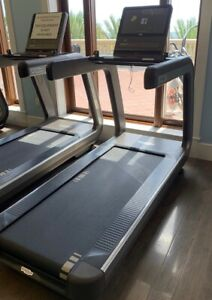 TechnoGym Artis Treadmill with Unity Console and WIFI