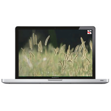 "Apple MacBook Pro Core 2 Duo P8600 2.4GHz 8GB 500GB 15.4"" - Warranty!!"