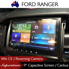 "9"" Car DVD GPS Player Navigation for Ford Ranger XL, XLT, XLS, XL-HI 2015-2017"