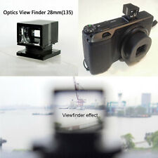 28mm Viseur Optique Pour Ricoh GV-1 GR GRD2 3 4 GRD II III IV Optical Viewfinder