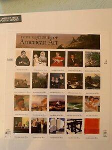 US Stamps SC# 3226l American Art 32c sheet of 20 MNH 1998
