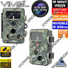 Trail Camera Home Security Cam Hunting Scout Farm Night Vision
