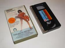 VHS Video ~ The Woman in Red ~ Small Case Ex-Rental ~ Pre-Cert ~Orion/Rank Video