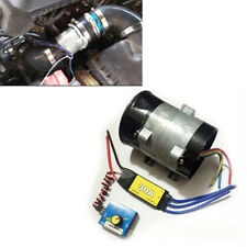 16.5A Car Electric Turbine Turbo Charger Air Fan With 30A ESC Drive Controller