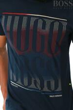HUGO BOSS men's T-shirt High quality printed Logo Short Sleeve comfortable