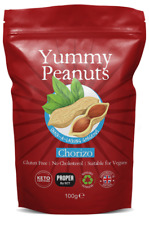 Yummy Peanuts 100 Gram Pouch Available in 10 Different Flavours