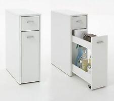 """""""Denni"""" Genius Slimline Bathroom / Kitchen Slide-Out Storage Drawer Unit."""