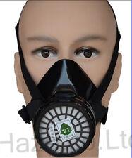 Respirateur Peinture Masque de pulvérisation Masque à gaz Masque de protection