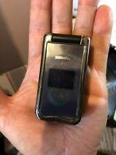 Siemens AF AF51 Small Silver (T-Mobile) Cell Phone Good Used Untested Vintage