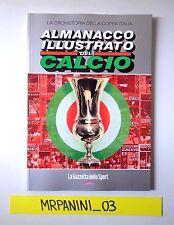 ALMANACCO PANINI COPPA ITALIA - La Gazzetta dello sport -Album Figurine-stickers