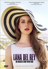 NEW Del Rey, Lana - The Greatest Story Never Told (DVD)